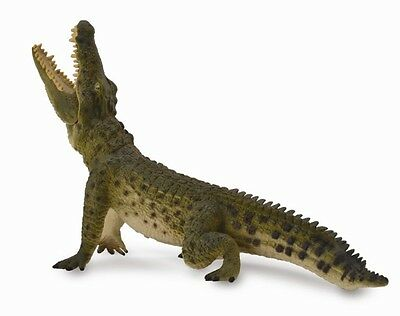 NILE CROCODILE with MOVING JAW - MODEL 88725 by CollectA *New with tag*