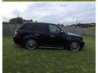 Range Rover Sport HSE - Project Khan