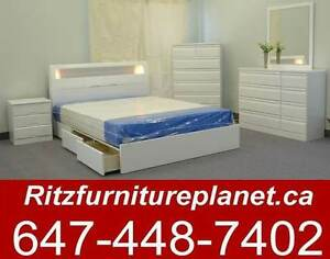 QUEEN BED ONLY FROM $139