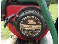 Vintage Webb Mower