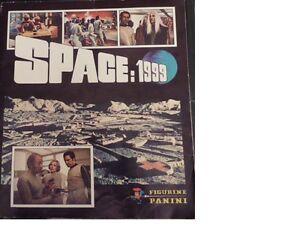 FIGURINE-SPACE-1999-PANINI-1976-EVADO-MANCOLISTE-NUOVE-1-10-RECUPERO-0-70