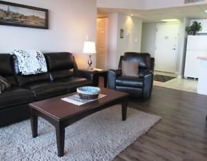 Clean and Bright Two Bedroom Condo in Quiet Building