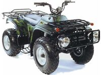 looking for farm quad 4x4