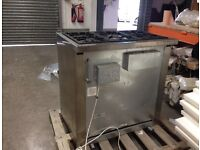 Stoves Stainless Steel Gas Cooker w/ electric oven