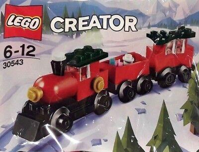 LEGO Creator 30543 - Holiday Christmas Train - New. Sealed. Retired.