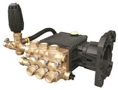 General Ez4035g34 Pump Made Ready Fully Plumbed Pump 3.5 Gpm 4000 Psi Unloader