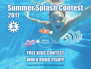 FREE CONTEST FOR KIDS