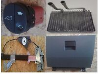 PARTS from a 2003 Ford Fiesta 1.4 16v semi-automatic. Some fit Fusion & Focus - SWAP FOR TRAILER