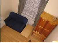 A double self-contained studio flat situated within an attractive Victorian house