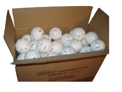 Official Wiffle® Balls Baseballs Bulk Packaged 2 dozen