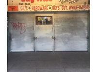DIY/Hardware Shop For Sale - Brentford