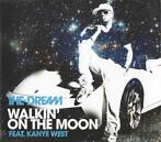 cd promo - The-Dream feat. Kanye West - Walkin' On The Moon