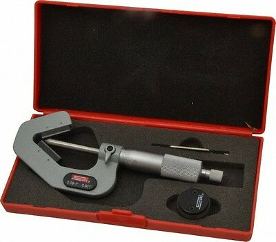 Spi 13-823-0 V-anvil Micrometer .09 - 1.0