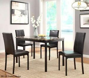5PC DINING SET  $315.00   SAVE $434