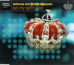 cd single - Kings Of Tomorrow - Set My Spirit Free