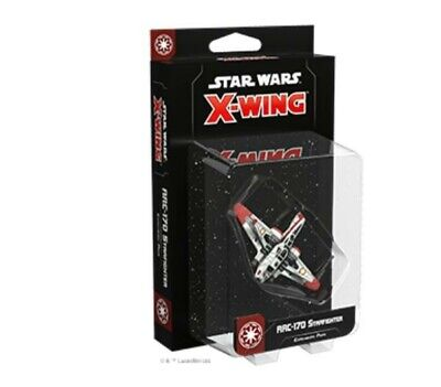Star Wars X-Wing Arc-170 Starfighter Galactic Republic Brand New