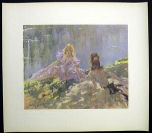 Louis Icart, reproduction