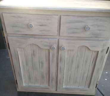 Up Cycled Dresser / cabinet