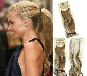 PONYTAIL Hair extensions, like REAL HAIR *****BIG SALE!! Yellowknife Northwest Territories image 5