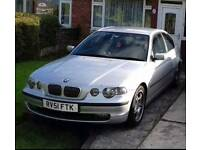 BMW 325ti compact auto immaculate condition and low miles