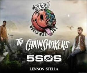 The Chainsmokers, 09/10/2019, Centre Bell, Parterre AG