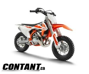 2019 Motos KTM MINI MOTOCROSS Motocross 50 SX mini