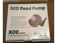 Eco pond pump or sump return pump