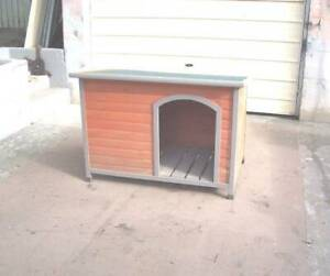 Large Size Timber Dog Kennel