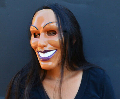 Creepy Scary Halloween The Purge Anarchy Mask (FEMALE) ()
