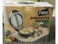 Omelette Maker - New & unused