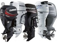 Outboards wanted for cash