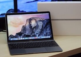 Apple Macbook Retina - 2016 Model - M5 - Apple Care until August 2017 - Mint Condition