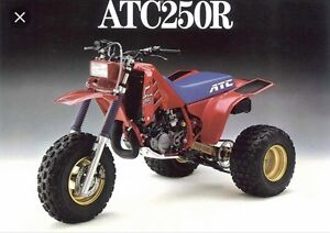 Looking for 1983-1986 ATC250R
