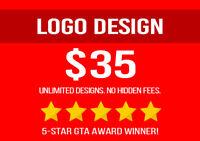 Logo Design / Graphic Designer $35 *LOWEST PRICE*