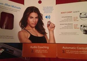 Jillian Michaels iFit SD card for treadmills or elipticals