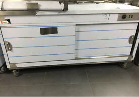 Parry hot cupboard 3kW-HOT18