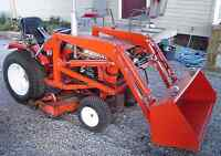 Looking for case 444 446 448 part tractor and attachments