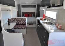 Crusader Athos New Caravan -Roomy layout -Washing Machine - Solar Wodonga Wodonga Area Preview