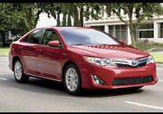 Toyota Camry Hybrid 2013/14 Available for Ola/Uber Belmont Belmont Area Preview