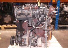 06 - 12 FORD TRANSIT MK7 CITROEN RELAY PEUGEOT BOXER 2.2 TDCI HDI ENGINE 89K