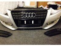 Audi A5 Sport front bumper