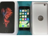 iPhone 6S Unlocked 16GB space grey Good Condition