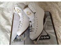 Jackson figure ice skates