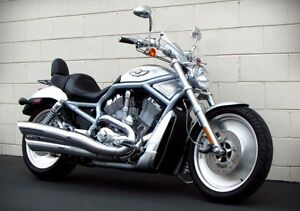Trade 2003 Harley Davidson  V-Rod for classic Car