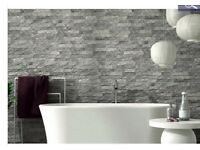 Ribera slate effect wall tile. Brand new 5m2.