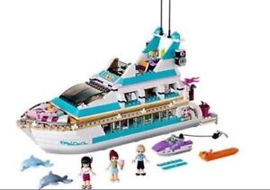 LEGO friends dolphin cruiser (REDUCED... again)