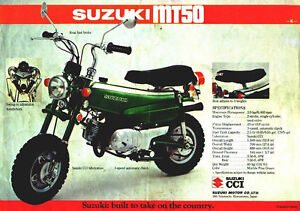 Suzuki MT 50 Trailhoppers Windsor Region Ontario image 7