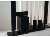 LG BLU RAY DVD HOME CINEMA SYSTEM SH85PH-W