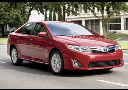 Toyota Camry Hybrid 2014/13 available for Ola/Uber Belmont Belmont Area Preview
