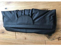 C large Faith clutch bag never been used